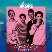 The Vamps (England): Night & Day (Deluxe-Edition), 1 CD und 1 DVD