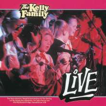 The Kelly Family: Live 1988, CD