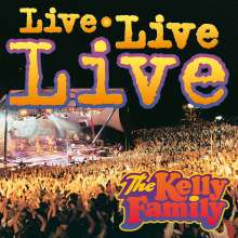 The Kelly Family: Live Live Live, 2 CDs