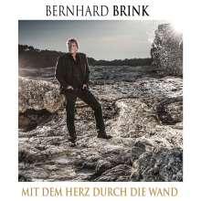Bernhard Brink: Mit dem Herz durch die Wand, CD