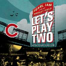 Pearl Jam: Let's Play Two: Live At Wrigley Field 2016, CD