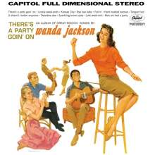 Wanda Jackson: There's A Party Goin' On (180g) (Limited-Edition), LP