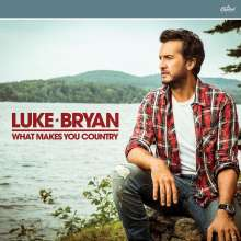 Luke Bryan: What Makes You Country, CD