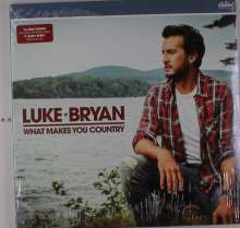 Luke Bryan: What Makes You Country, 2 LPs