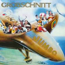 Grobschnitt: Jumbo (English Version) (remastered) (180g) (Black & White Vinyl), 2 LPs