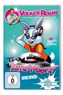 Volker Rosin: Tanzfieber! - Die DVD, DVD