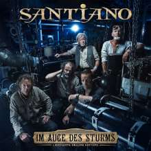 Santiano: Im Auge des Sturms (Limitierte-Deluxe-Edition), CD