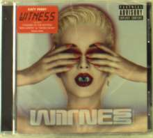 Katy Perry: Witness (Explicit), CD