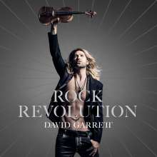 David Garrett (geb. 1980): Rock Revolution, CD