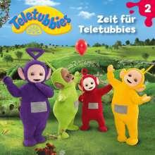 Teletubbies 02: Zeit für Teletubbies, CD
