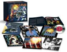 Def Leppard: The CD Box Set: Volume One (Limited-Edition-Boxset), 7 CDs