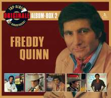Freddy Quinn: Originale: Album-Box 2 (Deluxe-Edition), 5 CDs