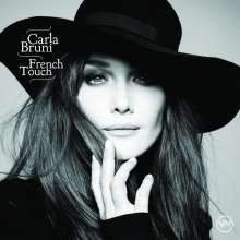 Carla Bruni: French Touch (Limited Deluxe Edition), 1 CD und 1 DVD