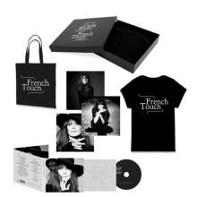 Carla Bruni: French Touch (Limited-Deluxe-Edition) (Fanbox), 3 CDs