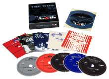The Who: Maximum A's and B's, 5 CDs