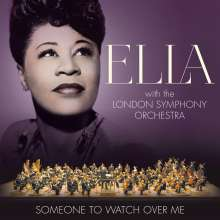 Ella Fitzgerald & The London Symphony Orchestra: Someone To Watch Over Me, CD
