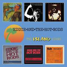 Eddie & The Hot Rods: The Island Years, 6 CDs