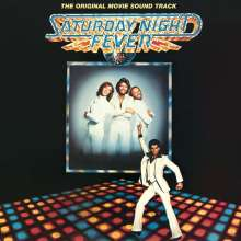 Filmmusik: Saturday Night Fever (180g) (Limited-Super-Deluxe-Box), 2 LPs