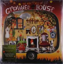 Crowded House: The Very Very Best Of Crowded House (180g), 2 LPs