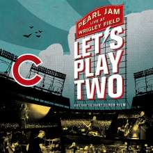 Pearl Jam: Let's Play Two: Live At Wrigley Field 2016, 2 LPs