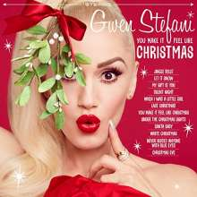 Gwen Stefani: You Make It Feel Like Christmas, CD