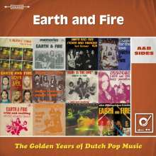 Earth & Fire: The Golden Years Of Dutch Pop Music: A&B Sides (remastered) (180g), 2 LPs