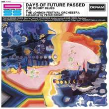 The Moody Blues: Days Of Future Passed (50th Anniversary Edition), LP