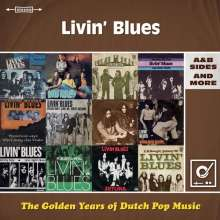 Livin' Blues: The Golden Years Of Dutch Pop Music: A&B Sides (remastered) (180g), 2 LPs