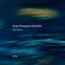 Andy Sheppard (geb. 1957): Romaria, CD