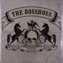 BossHoss: Rodeo Radio (Limited Edition) (Translucent Brown Vinyl), 2 LPs