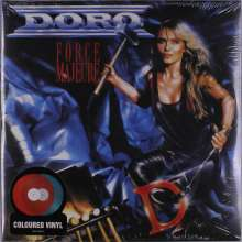 Doro: Force Majeure (Limited Edition) (Colored Vinyl), 2 LPs