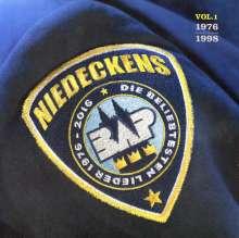 Niedeckens BAP: Die beliebtesten Lieder Vol. 1 (1976 - 1998) (Limited-Edition) (Colored Vinyl), 2 LPs
