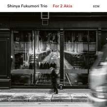 Shinya Fukumori (geb. 1984): For 2 Akis, CD
