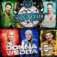 voXXclub: Donnawedda, CD