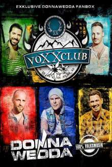 voXXclub: Donnawedda (Limitierte Fanbox), 1 CD und 1 Merchandise