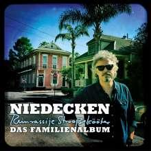 Niedecken: Das Familienalbum - Reinrassije Strooßekööter (Limited-Hardcoverbook mit Bonus-CD), 2 CDs