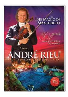 André Rieu: The Magic Of Maastricht, DVD