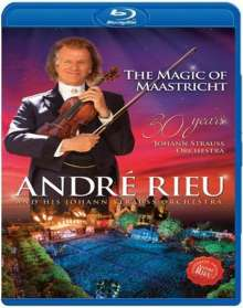 André Rieu: The Magic Of Maastricht, Blu-ray Disc
