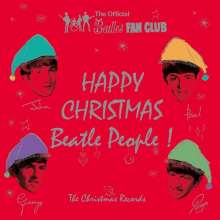 """The Beatles: The Christmas Records (Limited-Edition) (Colored Vinyl), 7 Single 7""""s"""