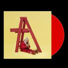 Billie Eilish: Don't Smile At Me (Red Vinyl), LP