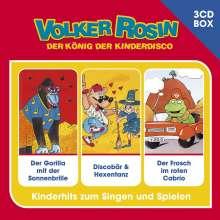 Liederbox Vol. 3, 3 CDs
