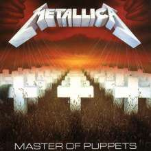 Metallica: Master Of Puppets (Expanded-Edition), 3 CDs
