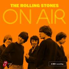 The Rolling Stones: On Air, CD