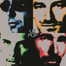 U2: Pop (remastered 2017)