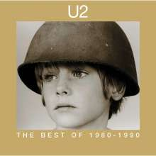 U2: Best Of 1980 - 1990 (remastered) (180g)