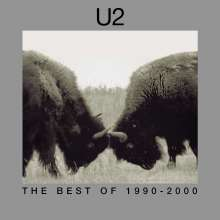 U2: The Best Of 1990 - 2000 (remastered 2018) (180g), 2 LPs