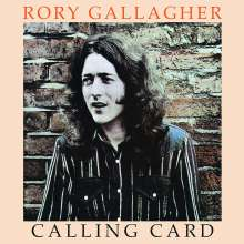 Rory Gallagher: Calling Card, CD
