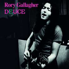 Rory Gallagher: Deuce (remastered 2011) (180g), LP