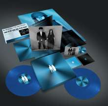 U2: Songs Of Experience (180g) (Numbered-Limited-Deluxe-Box-Set) (Cyan Blue Vinyl), 2 LPs