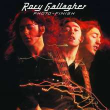 Rory Gallagher: Photo-Finish, CD